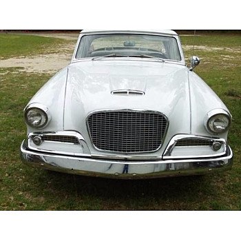 1959 Studebaker Silver Hawk for sale 100925318