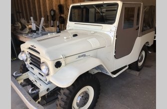1959 Toyota Land Cruiser for sale 101290238
