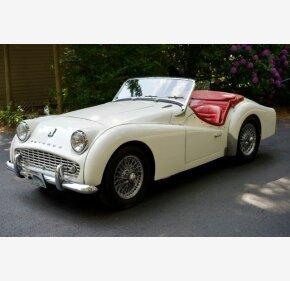 1959 Triumph TR3A for sale 101156559