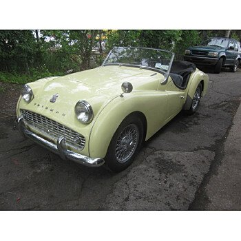 1959 Triumph TR3A for sale 101331049