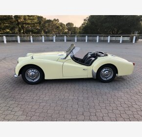 1959 Triumph TR3A for sale 101368405