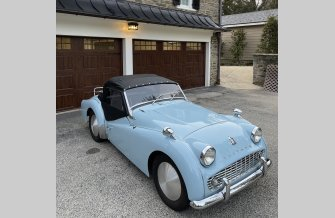 1959 Triumph TR3A for sale 101422623