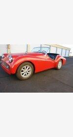 1959 Triumph TR3A for sale 101432243