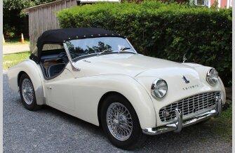 1959 Triumph TR3A for sale 101618490