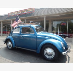 1959 Volkswagen Beetle for sale 101213384