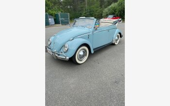 1959 Volkswagen Beetle Convertible for sale 101354208