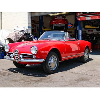 1960 Alfa Romeo Giulietta for sale 100723861