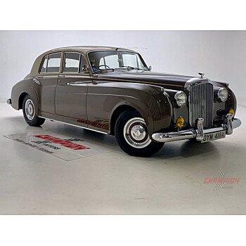 1960 Bentley S2 for sale 101124459