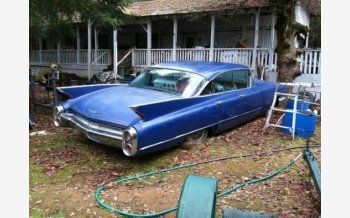 1960 Cadillac De Ville for sale 100824654