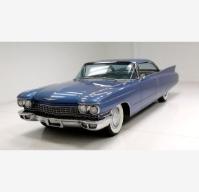 1960 Cadillac De Ville for sale 101210919
