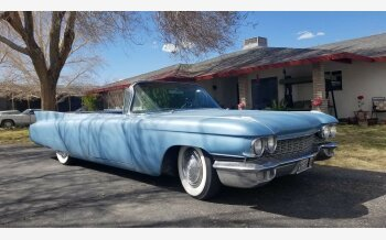 1960 Cadillac De Ville Convertible for sale 101461770