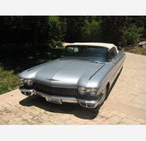 1960 Cadillac Eldorado Classics For Sale Classics On Autotrader