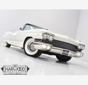 1960 Cadillac Series 62 for sale 101250361