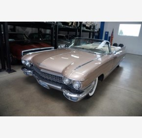 1960 Cadillac Series 62 for sale 101335599