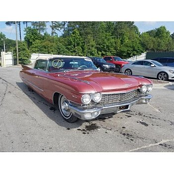 1960 Cadillac Series 62 for sale 101357032