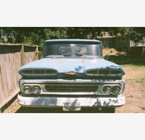 1960 Chevrolet Apache for sale 100791004