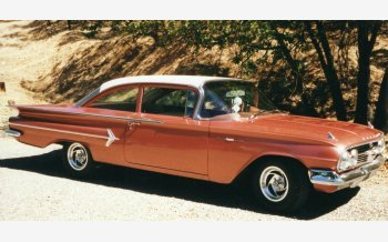 1960 Chevrolet Bel Air for sale 101188612