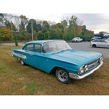 1960 Chevrolet Bel Air for sale 101230166