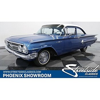 1960 Chevrolet Bel Air for sale 101238057