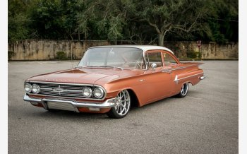 1960 Chevrolet Bel Air for sale 101320188