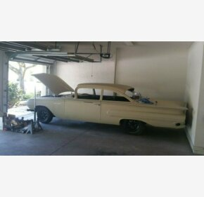 1960 Chevrolet Biscayne for sale 101177556