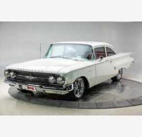 1960 Chevrolet Biscayne for sale 101218614
