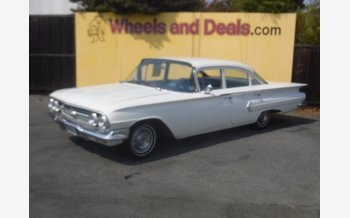 1960 Chevrolet Biscayne for sale 101375957