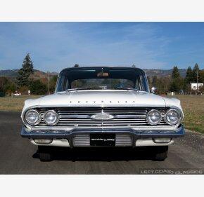 1960 Chevrolet Biscayne for sale 101424693