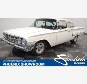 1960 Chevrolet Biscayne for sale 101437556
