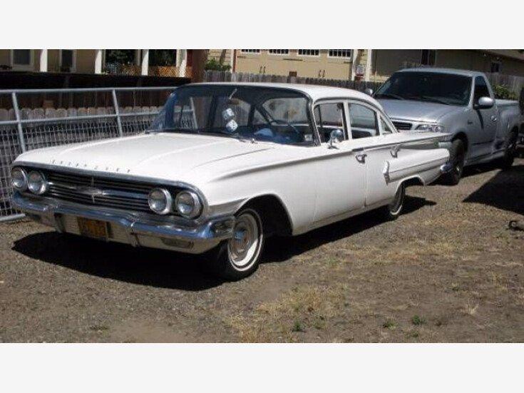 1960 Chevrolet Biscayne for sale 101588285