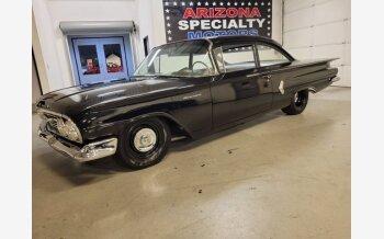 1960 Chevrolet Biscayne for sale 101588797