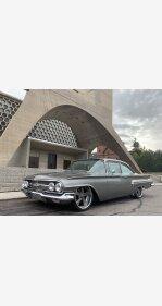 1960 Chevrolet Biscayne for sale 101191255