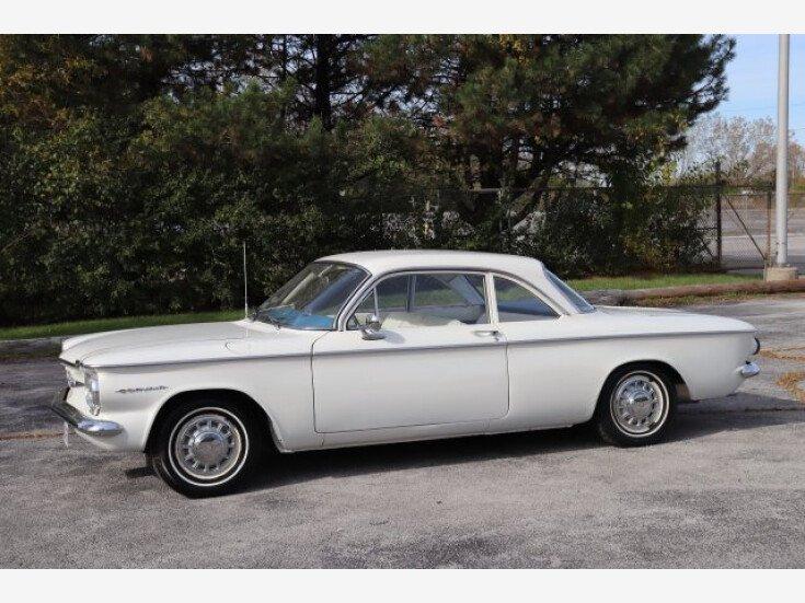 1960 Chevrolet Corvair For Sale Near Alsip Illinois 60803