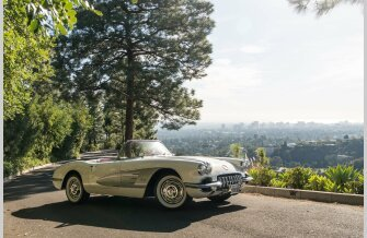 1960 Chevrolet Corvette Convertible for sale 101012736