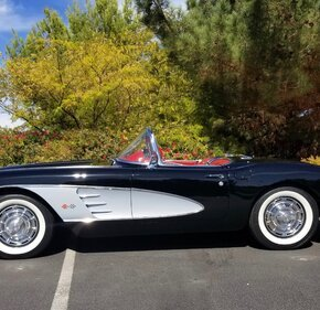 1960 Chevrolet Corvette Convertible for sale 101018999