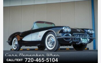 1960 Chevrolet Corvette for sale 101058787