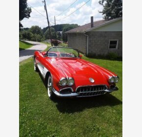 1960 Chevrolet Corvette Convertible for sale 101187829