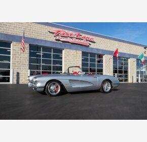 1960 Chevrolet Corvette for sale 101257066