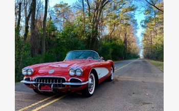 1960 Chevrolet Corvette Convertible for sale 101269542