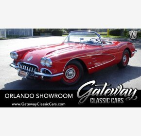 1960 Chevrolet Corvette for sale 101270010