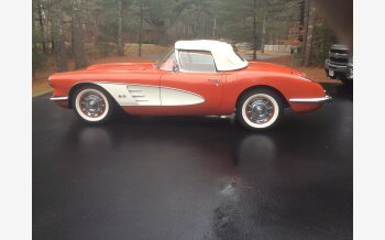 1960 Chevrolet Corvette Convertible for sale 101281188