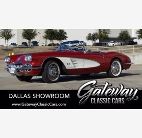 1960 Chevrolet Corvette for sale 101464411