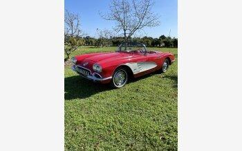 1960 Chevrolet Corvette Convertible for sale 101526746