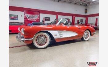 1960 Chevrolet Corvette for sale 101578342