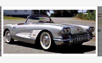 1960 Chevrolet Corvette Convertible for sale 101626389