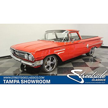 1960 Chevrolet El Camino for sale 101093226