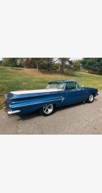 1960 Chevrolet El Camino for sale 101224216