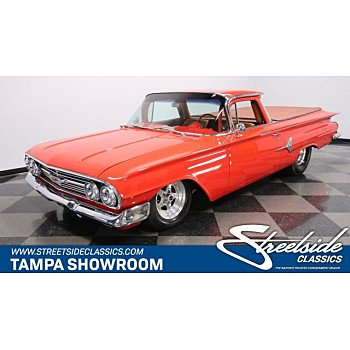 1960 Chevrolet El Camino for sale 101227124