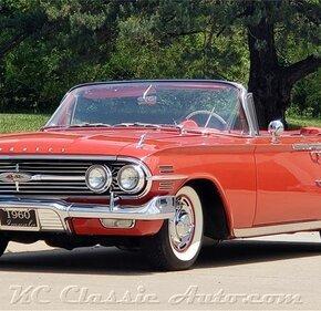 1960 chevrolet impala classics for sale classics on. Black Bedroom Furniture Sets. Home Design Ideas