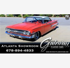 1960 Chevrolet Impala for sale 101192227